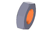 Hex-Nut--Metric